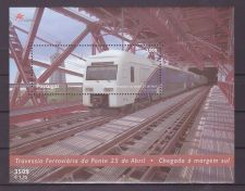Buy Portugal Trains 2315a mnh SS