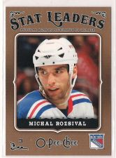 Buy 2006-07 O-PEE-CHEE #604 MICHAL ROZSIVAL