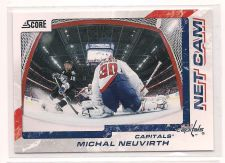 Buy 2011-12 SCORE NET CAM #10 MICHAL NEUVIRTH