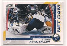Buy 2011-12 SCORE NET CAM #9 RYAN MILLER