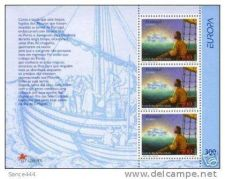 Buy Portugal Azores EUROPA 1997 mnh Sheet