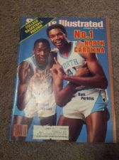 Buy Michael Jordan 1st Sports Illustrated North Carolina