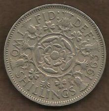 Buy Great Britain (England) Two Shillings 1963