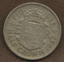 Buy Great Britain (England) Half Crown 1957