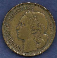 Buy 1952 France 50 Francs Coin Aluminum-Bronze Coin