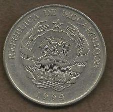 Buy Mocambique 1000 Meticais 1994 Large Coin Rare