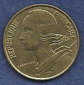 Buy France 10 Centimes 1994 Coin - Marianne, Aluminum-Bronze