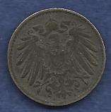 Buy Germany 5 Pfennig 1918 Coin WW I Era Currency