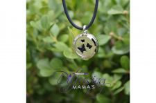 Buy Small Butterfly Diffusing Mama's Essential Oils Aromatherapy Locket Necklace