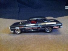 Buy Hot Wheels @2001 Black Ford Thunderbird Highly Detailed