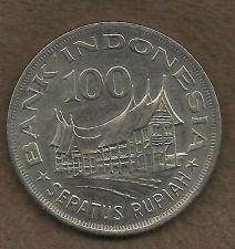 Buy Indonesia 100 Rupiah 1978 Coin