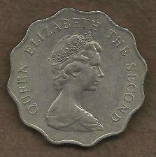 Buy 1975 Hong Kong 2 Dollar Coin Elizabeth II - Beautiful coin!