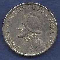 Buy Panama 1/4 Un Cuarto De Balboa 1991 Coin