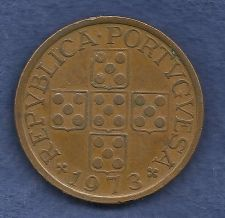Buy Portugal 50 Centavos 1973 Coin
