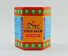 Buy 30G JAR RED TIGER BALM OIL HERBEL HERBEAL RELIEF Herbal Relax MASSAGE PAIN