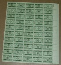 Buy US, Scott# 1065, three cent Land Grant Colleges sheet of 50 stamps