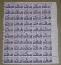 Buy US, Scott# 1060, three cent Nebraska Territory sheet of 50 stamps