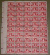 Buy US, Scott# 971, three cent Volunteer Firemen sheet of 50 stamps