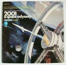Buy 2001: A SPACE ODYSSEY *** 1968 Original Movie Soundtrack