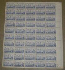 Buy US, Scott# 1001, three cent Colorado Statehood sheet of 50 stamps