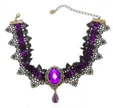 Buy lace choker necklace