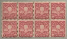Buy United States Scott Stamp #654, block of 8, from 1929