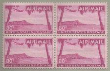 Buy United States Scott Stamp #C46, block of 4, from 1952