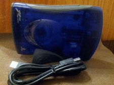 Buy Iomega Zip Drive Dark Blue External storage Drive Model 250 USB Powered