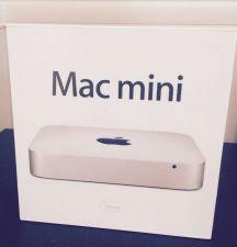Buy  NEW: 2012 Mac Mini 2.3GHz i7 quad-core, Dual 1TB HDD, 4GB / OS X Server