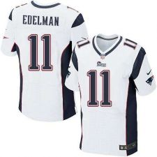 Buy Julian edelman jersey number 11 size 48 fully stiched great quality jersey white