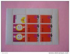 Buy NETHERLANDS B478 mnh SS stamp