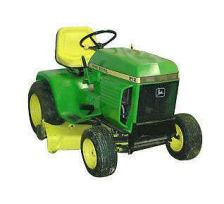 Buy John Deere 200 208 210 212 214 216 Lawn Garden Tractor Service Repair Manual CD