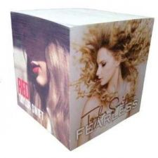 Buy Taylor Swift Album Note Cube