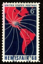 Buy USA 1968, Scott # 1112, Used