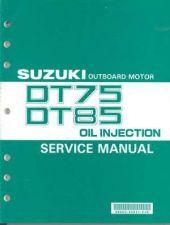 Buy 93-00 Suzuki DT75 DT85 2-Stroke Outboard Motor Service Repair Manual CD - DT 75