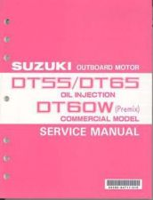 Buy 1994-1997 Suzuki DT55 DT65 DT60W 2-Stroke Outboard Motor Service Repair Manual CD