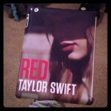 Buy TAYLOR SWIFT Red Album Cover ipad Case/cover Skin