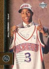 Buy Allen Iverson rookie Basketball Card
