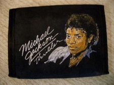 Buy Michael Jackson vintage thriller wallet