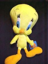 "Buy Looney Tunes 15"" Tweety Bird Soft Plush Doll"
