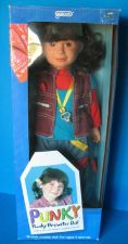 Buy Punky Brewster Doll - 18 Inch Cuddly Doll