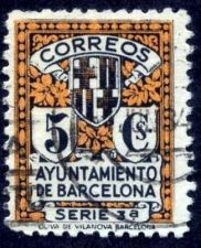 Buy Spain 1939, Michel # b Used