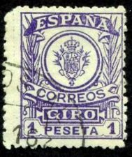 Buy Spain 1911, Michel # 5, Giro, Used