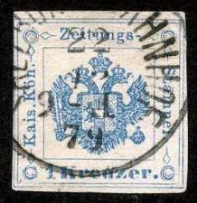 Buy Austria-Zeitungsmarke 1877, ANK 2015, # 5 , Used