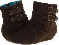 Buy Blowfish Dark Brown Boots size 8.5 in women