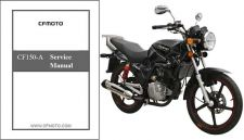 Buy CFMoto CF150-A Leader 150 Service Repair Workshop Manual CD ....- CF Moto