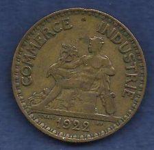 Buy France 2 Francs 1922 - CHAMBRES DE COMMERCE