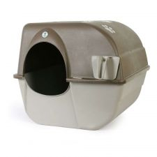 Buy Omega Paw Self-Cleaning Cat Litter Box, Large -- New