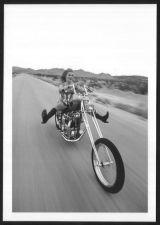Buy ACTRESS ANN MARGRET MOTORCYCLE POSE REPRINT PHOTO 5x7 #3