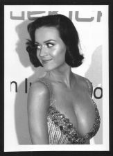 Buy KATY PERRY LARGE BUSTY CLEAVAGE POSE REPRINT PHOTO 5x7 #1